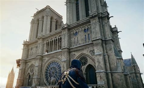 ubisoft gives away assassin s creed unity for free to raise donations for the notre dame