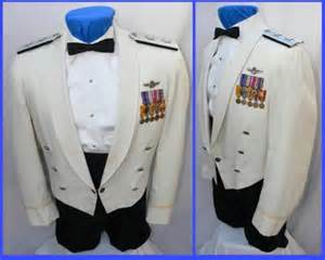 United States Air Force Mess Dress Uniforms