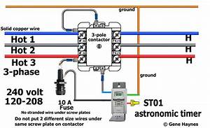 3 Pole Wiring Diagram