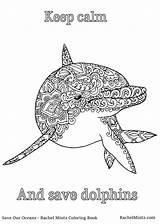 Coloring Sea Save Awareness Environment Marine Ocean Pdf Sample sketch template