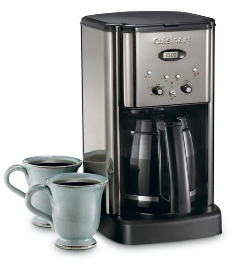 cuisine t dcc 1200 coffee makers products cuisinart com