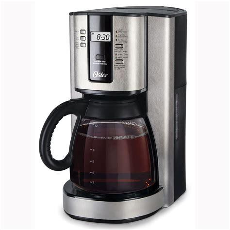 Oster® 12cup Programmable Coffee Maker Bvsttjx37033