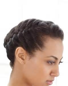 Black Hair French Braid Hairstyles