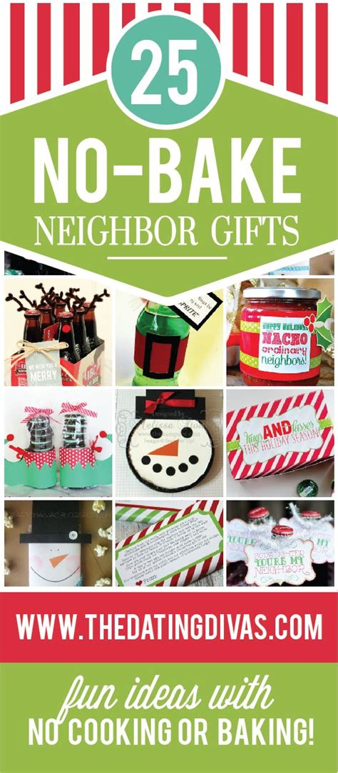 neighbor bake holiday ideas 101 and easy gifts ideas geschenke