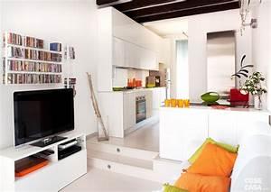 Una casa di 35 mq, sfruttati al massimo Cose di Casa