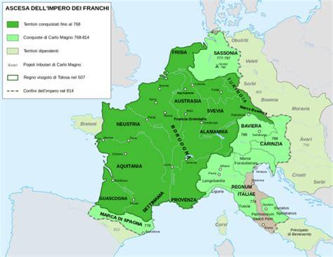 frankish empire timeline timetoast timelines