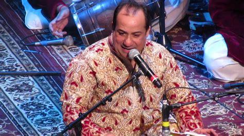 Rahat Fateh Ali Khan Singing Main Tenu Samjhawan Ki Live