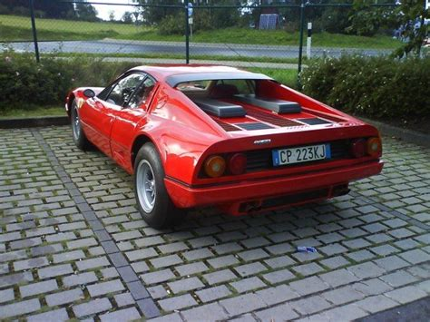 Sideways SW30 Ferrari 512 BB LM - #61 Harksound. Le Mans 1979