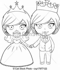 Prince Black And White Clipart - Clipart Suggest