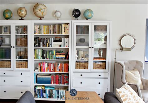 home decor blogs ikea hemnes white bookcases with book display ideas