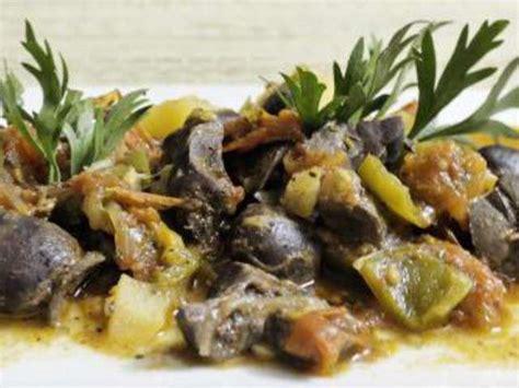cuisine d afrique recettes de rognons de cuisine d 39 afrique