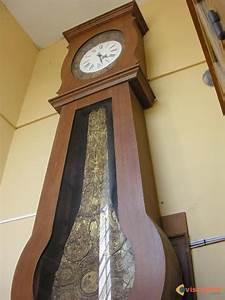 photo morbier pendule de parquet geante With pendule de parquet
