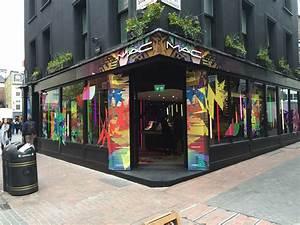 Tiger Paris Magasin : mac cosmetics nouveau magasin haut en couleurs londres volcan design ~ Preciouscoupons.com Idées de Décoration