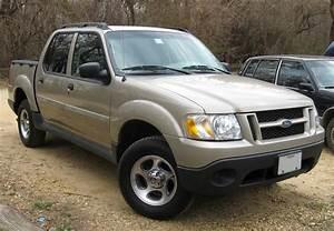 2001 Ford Explorer Truck