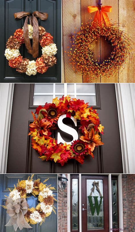 fall wreaths for front door favorite fall wreaths