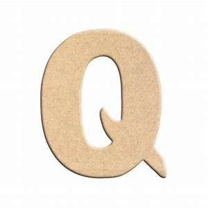 Lettre En Bois A Peindre : lettre q peindre d corer lettre en bois brut lettre ~ Dailycaller-alerts.com Idées de Décoration