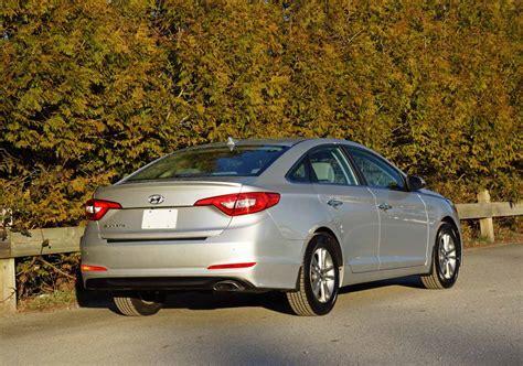 Hyundai Sonata Cost by 2015 Hyundai Sonata Gls Road Test Review Carcostcanada