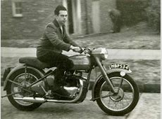 1950s Triumph Thunderbird 6T Classic Motorcycle Pictures
