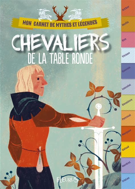 livre chevaliers de la table ronde collection marnat clavel fabien catalogue
