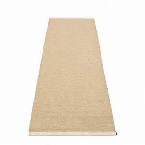 mono tapis long tapis de couloir largeur 85cm pappelina With tapis long de couloir