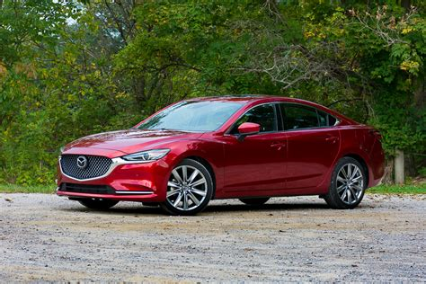 The Mazda6 Wagon Gets Refreshed Will Hopefully Come To