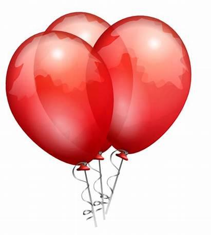 Balloons Clipart Balloon Vector Background Birthday Happy