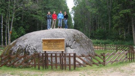 Lielākais Latvijas akmens