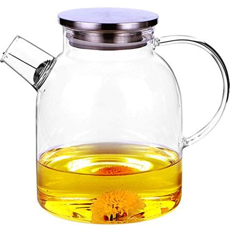 water filter pitcher made of glass 17 best tea pitchers