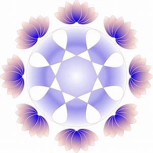 Lotus Flower Clip Art at Clker.com - vector clip art ...
