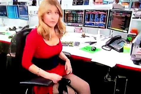 tv anchor upskirt naked photo