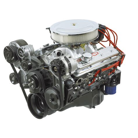Chevrolet Crate Engines by Chevrolet Performance 350 Ho Turn Key 330hp Gm