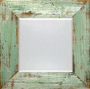 Spiegel Zum Aufstellen : spiegel shabby chic gr n 7cm facette ~ Whattoseeinmadrid.com Haus und Dekorationen