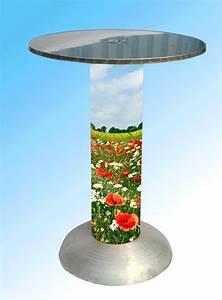 Sonnenschirm Tisch Kombination : stehtisch druck ~ Markanthonyermac.com Haus und Dekorationen