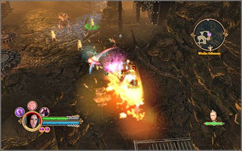 dungeon siege 3 tips mission strike act 3 dungeon siege iii