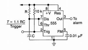 Gt meter counter gt timer circuits gt time delay circuit 555 for Delay circuit 555