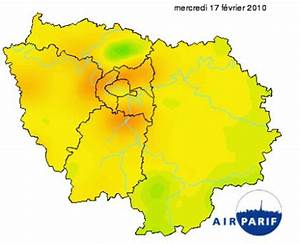 Carte France Pollution : le scandale de la pollution de l air en ile de france ~ Medecine-chirurgie-esthetiques.com Avis de Voitures