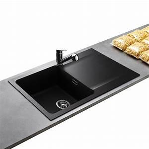 Evier De Cuisine En Resine evier resine 2 bacs eviers de cuisine en resine maison design