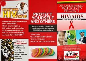 hiv aids brochure templates the best templates collection With hiv aids brochure templates