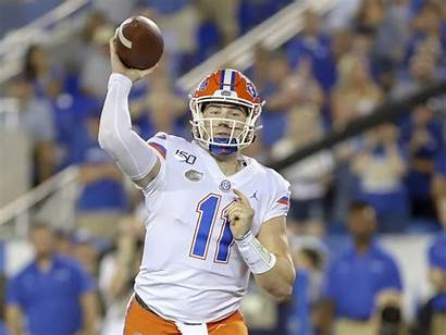 Quarterback Florida Backup Trask Gators Kyle His