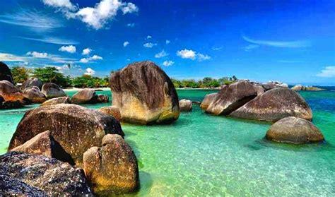paket wisata bangka belitung tawarkan keindahan babel