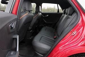 Audi Q2 Interieur : essai audi q2 2 0 tdi 190 quattro s tronic 7 2017 fer de lance en m tal pr cieux ~ Medecine-chirurgie-esthetiques.com Avis de Voitures
