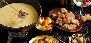 cheese and chocolate fondue recipes