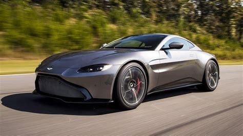 2019 Aston Martin V8 Vantage Sports Car