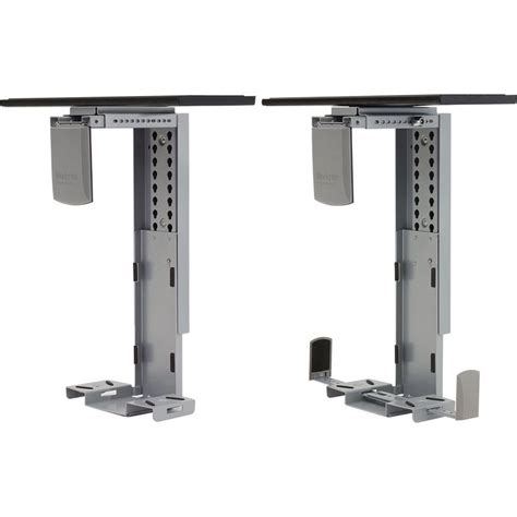 cpu holder desk mount uk workrite 920 protected adaptable and cpu holder