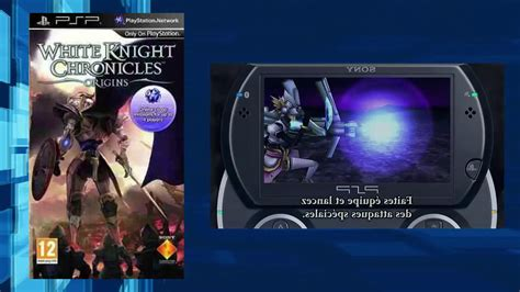 I'm an rpg person, and i'm wondering what i should pick up for this system. White Knight Chronicles Origins PSPISOESPAÑOLINGLÉS - YouTube