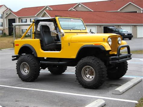 cj jeep yellow 29 best images about cj7 mischievousness on pinterest