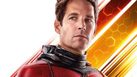 Ant-Man and the Wasp Scott Lang Paul Rudd 4K #15981