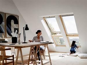 Ouverture De Toit : fen tres de toit quelques id es lumineuses ~ Melissatoandfro.com Idées de Décoration