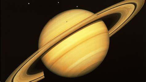 Saturn Five Things Learnt The Last Years