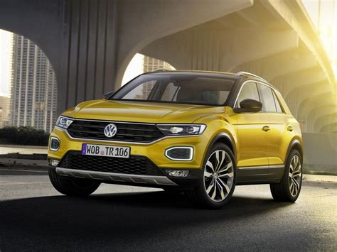 Volkswagen Car : Volkswagen T-cross Price, Launch Date In India, Review